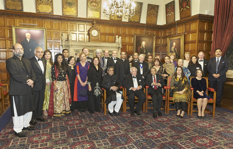 The Pakistan Society Annual Dinner 2018