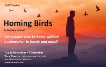 Homing Birds poster