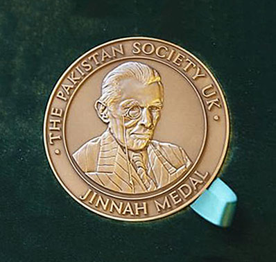 The Jinnah Medal