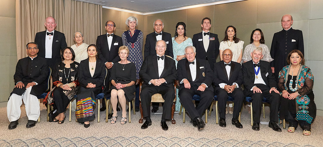 The Pakistan Society Annual Dinner 2018