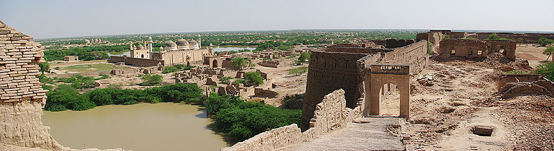 Derawar Fort Panorama