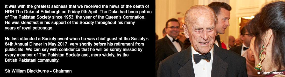 The Duke of Edinburgh © Clive Totman