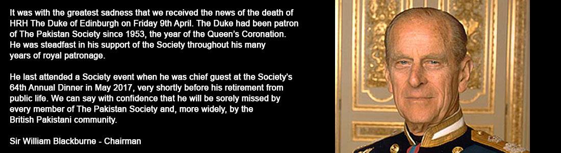 he Duke of Edinburgh