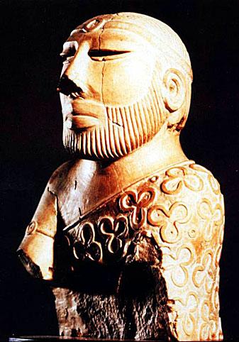 Moenjodara Terracotta Figure